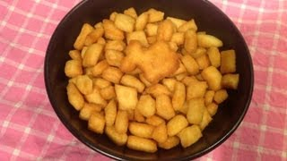 Maida Biscuit Or Shankarpali Or Sweet Diamond Cut Biscit