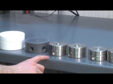 Stainless Steel / PTFE / Hastelloy Back Pressure Regulators