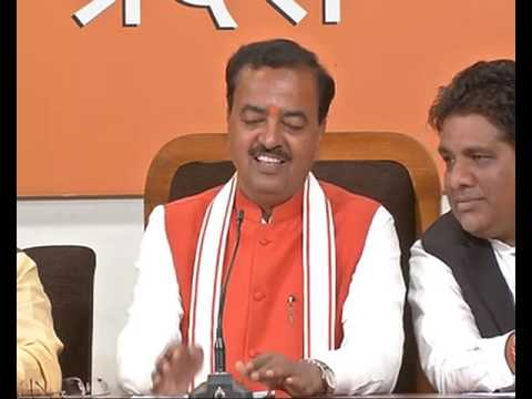 Press conference by Shri Keshav Prasad Maurya in Lucknow, Uttar Pradesh : 11.02.2017