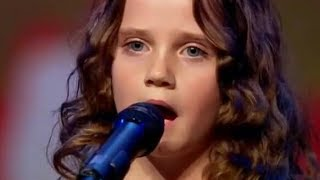 Amira Willighagen (AMAZING VOICE) Holland's Got Talent 2013 HD