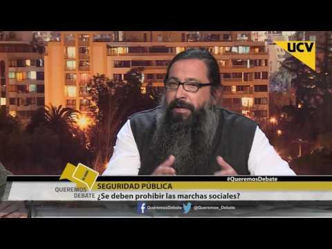 video Francisco Chahuán y Rodrigo Román debaten sobre la muerte de guardia en incendio del 21 de mayo