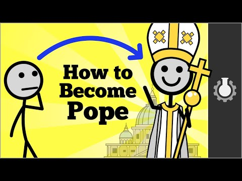 Want To Be the Next Pope?