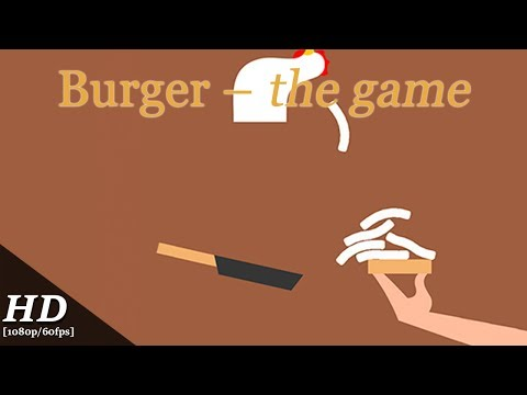 Burger – The Game Android Gameplay [60fps]