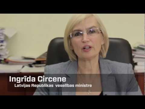 Veselības ministre par kvalitātes novērtēšanas sistēmu ģimenes ārstiem