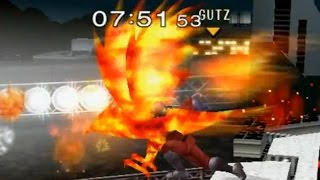 An Awesome Captain Falcon combo video