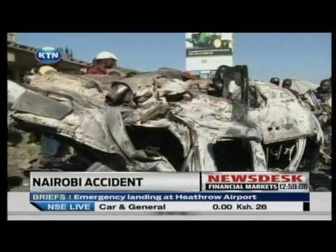Fatal Mombasa Road GM Bridge Accident