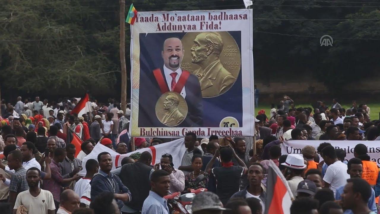 Το βραβείο Νόμπελ Ειρήνης 2019 στον Αιθίοπα πρωθυπουργό Άμπι Άχμεντ