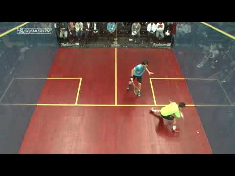 Squash tps: Taxi for Max Lee