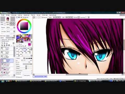 Comment colorier un brush la r ponse est sur - Comment colorier un manga ...