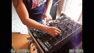 MERENGUE URBANO MIX Dj Javier 2012 En Vivo