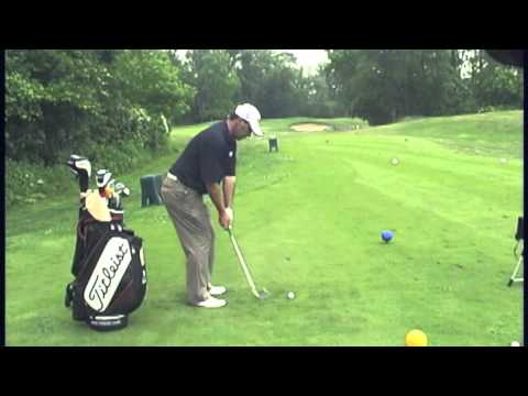 Lob wedge swing drill by Gillisgolf.com