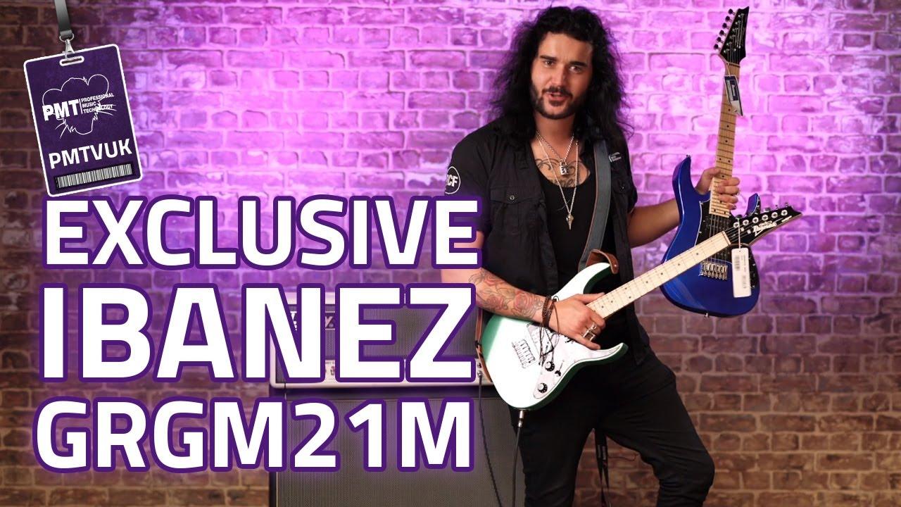 Ibanez GRGM212M Electric Guitar  – PMT Exclusive Models!