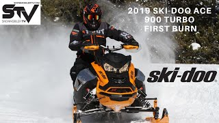 4. 2019 Ski-Doo ACE 900 Turbo