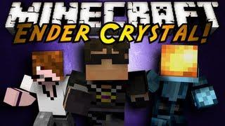 Minecraft: Ender Crystal Part 2!
