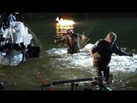 Piranha 3DD [Behind The Scenes I]