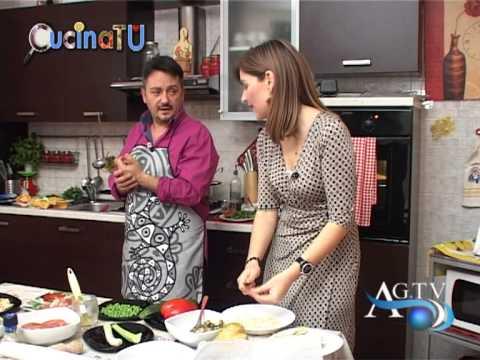 Cucina tu 1 puntata del 04-03-2013
