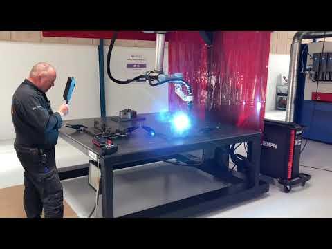 RIT robots - kvalitetsførende svejserobotter