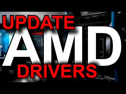 How to Update Your AMD RADEON Drivers!