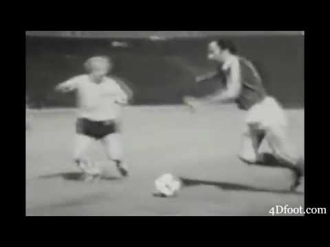 Sebfootball - http://www.4dfoot.com - One of the greatest left wingers to ever play football. Not much footage survives, but what does reveals his exceptional quality.