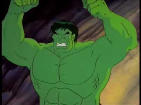 The Incredible Hulk – Hulk Out 01