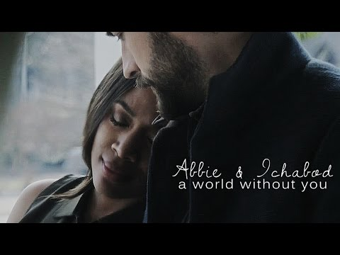 a world without you ⚫ abbie + ichabod