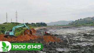 Nông nghiệp | Di dời 35 hộ dân ra khỏi khu vực vỡ bể chứa chất thải nhà máy DAP