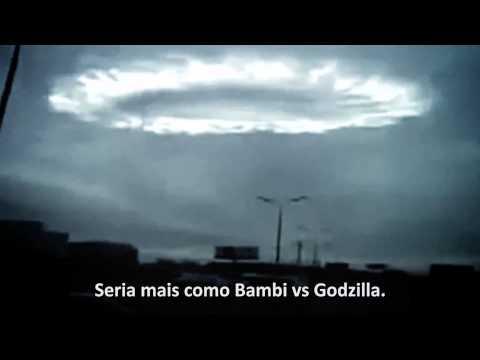 Protocolo Bluehand: Alienígenas - Teaser