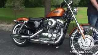4. New 2014 Harley Davidson Sportster Seventy-Two Motorcycles for sale - Spring Hill, FL