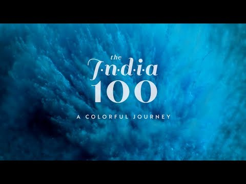 GoI-INCREDIBLE INDIA - The India 100