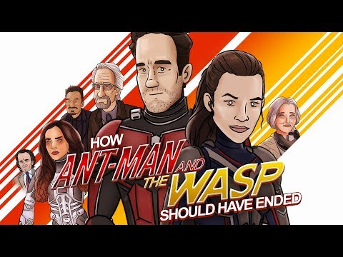 How AntMan and the Wasp Should Have Ended