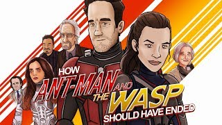 Video How Ant-Man and the Wasp Should Have Ended (ANIMATED PARODY) MP3, 3GP, MP4, WEBM, AVI, FLV Desember 2018