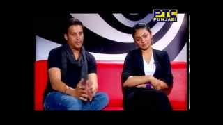 Jimmy Shergill  Neeru Bajwa  Aa Gaye Munde Uk De  Film Star Cast  Full Official Interview