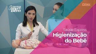 Saúde Express - Higienização do Bebê