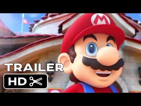 Super Mario Bros.: The Movie  (2020) Concept Teaser Trailer #1