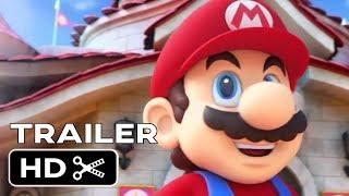 Super Mario Bros.: The Movie  (2019) Teaser Trailer #1 - Illumination Animated Nintendo Kids Movie