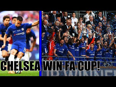 Chelsea Win FA Cup! | Chelsea 1-0 Manchester United | FA Cup Final 2018 Review Reaction & Discussion