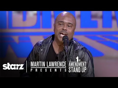 1st Amendment Stand Up - Alex Thomas