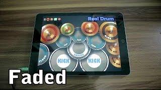 Video Real Drum - FADED (Alan Walker) MP3, 3GP, MP4, WEBM, AVI, FLV September 2018