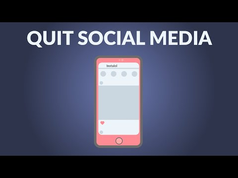 WHY I QUIT SOCIAL MEDIA FOR A YEAR AND WHAT I LEARNED