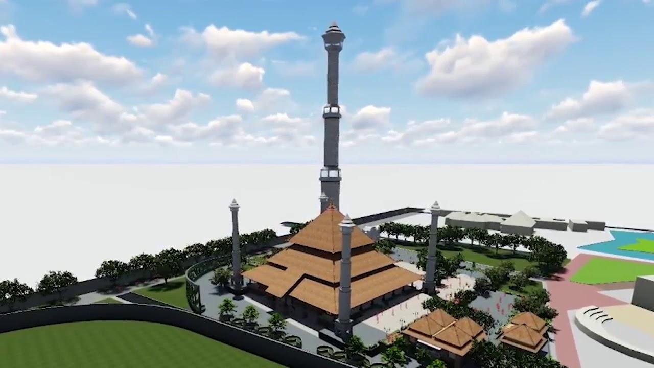 Rabu 13 November 2019 Sidak Wakil Ketua di Pembangunan Masjid Sriwedari