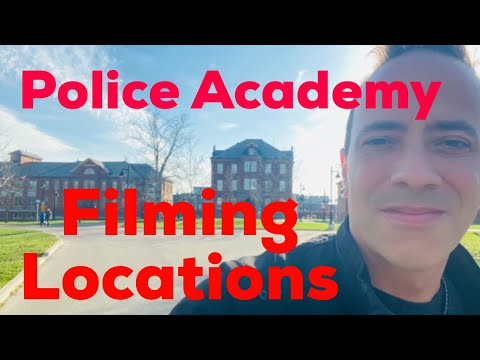 Police Academy Every Filming Location Then and Now | 1984 Classic Comedy Toronto Locations