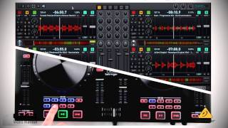 BEHRINGER VIDEO MANUAL: CMD Studio 4a Hot Cues