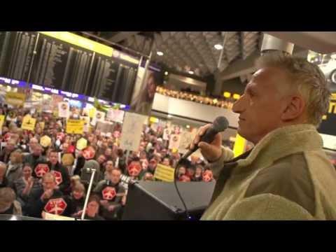Video of Frankfurt Airport Noise Widget