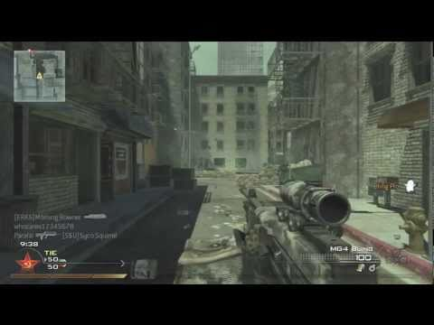Video Modern Warfare 2 Multiplayer Gameplay - Call of Duty MW2 - Free for All on Skidrow download in MP3, 3GP, MP4, WEBM, AVI, FLV January 2017