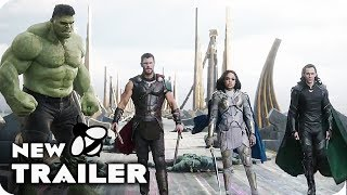 Marvels Thor 3 Ragnarok Comic Con Trailer 2017Subscribe for more: http://www.youtube.com/subscription_center?add_user=NewTrailersBuzzAbout Thor Ragnarok:Thor must face the Hulk in a gladiator match and save his people from the ruthless Hela.