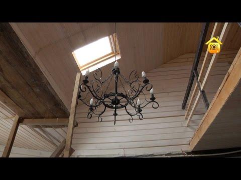 Типичные ошибки в строительстве дома из бруса
