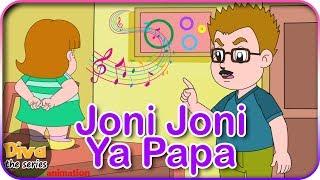 Video Joni Joni Ya Papa   Diva bernyanyi   Diva The Series Official MP3, 3GP, MP4, WEBM, AVI, FLV Juli 2017