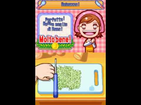 Cooking Mama Video NDS IT Sd0286