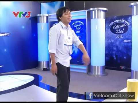 Thảm họa nhảy Michael Jackson [Vietnam Idol 2012]