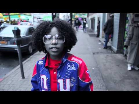 """Stop Da Violence"" – Nine-Year-Old Rapper Sings About Sandy Hook"